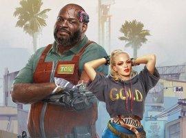 Яркое будущее высоких технологий нановых постерах ирендерах персонажей Cyberpunk 2077