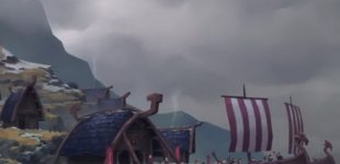 Northgard. Релизный трейлер
