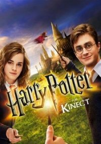 Harry Potter For Kinect – фото обложки игры