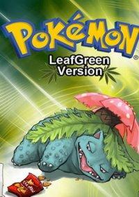 Pokémon LeafGreen Version – фото обложки игры