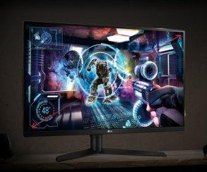 LG представила новый QHD-монитор для геймеров с частотой развертки 144 Гц и круговой подсветкой