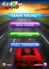 Hit N'Run Nano – фото обложки игры