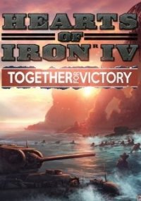 Hearts of Iron IV: Together for Victory – фото обложки игры