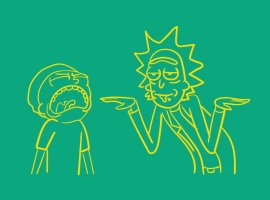 Какую избезумных серий «Рика иМорти» высчитаете лучшей?