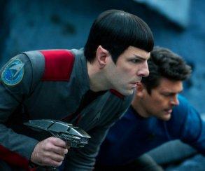 Спок, матьего! Star Trek отКвентина Тарантино получит рейтинг Rисценариста «Выжившего»