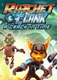 Ratchet and Clank Future: A Crack in Time