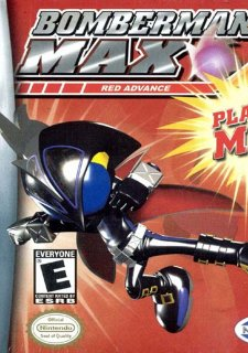 Bomberman Max 2 Red Advance