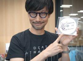 Задай вопрос Хидео Кодзиме вместе с«Канобу». Выбираем лучшие!