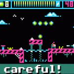 Скриншот Mighty Retro Zero – Изображение 1
