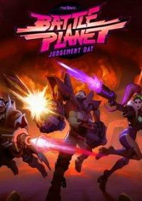 Battle Planet - Judgement Day – фото обложки игры