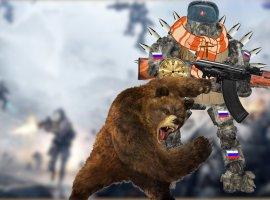 Русский титан для Titanfall 2
