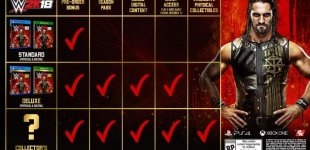 WWE 2K18. Анонсирующий трейлер