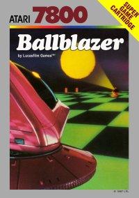 Ballblazer – фото обложки игры
