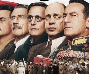 Режиссер «Смерти Сталина» надеется, что его фильм все-таки выйдет вРоссии