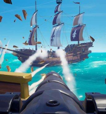 20 изумительных скриншотов Sea of Thieves