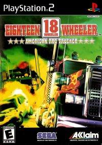 18 Wheeler: American Pro Trucker – фото обложки игры