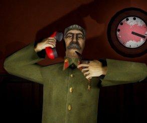 Calm Down, Stalin – симулятор ненажимания ядерной кнопки
