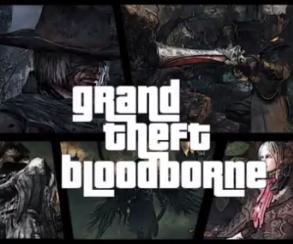 Баг превращает Bloodborne в первые Grand Theft Auto