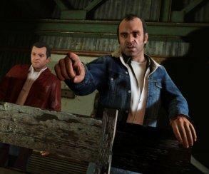 Гифка дня: трехочковое попадание вGrand Theft Auto5
