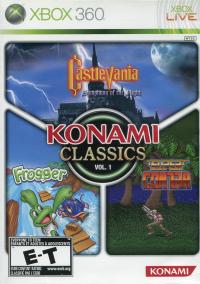Konami Classics Vol. 1 – фото обложки игры
