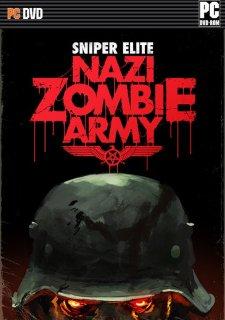 Sniper Elite Nazi Zombies Army
