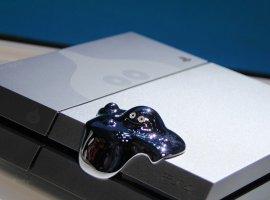 Японские кузнецы выковывают PS4 в ролике про особую модель приставки