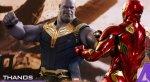 Фигурки пофильму «Мстители: Война Бесконечности»: Танос, Тор, Железный человек идругие герои. - Изображение 110