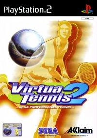 Virtua Tennis 2 – фото обложки игры
