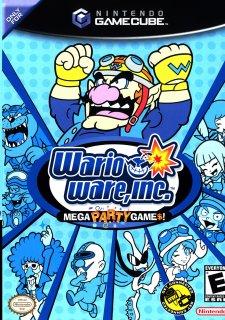WarioWare, Inc.: Mega Party Games!