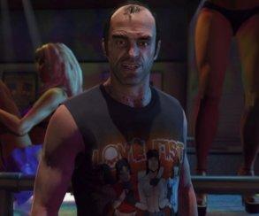 Гифка дня: непринужденное, простое убийство вGrand Theft Auto V