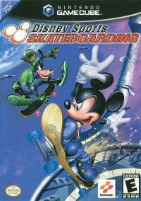 Disney Sports: Skateboarding – фото обложки игры