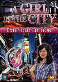 A Girl in the City – фото обложки игры