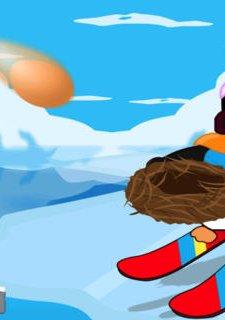 Happy Penguin Egg Rush XD - Extreme Polar Pandemonium Survival Challenge