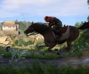 «Одна излучших, стоящих иуникальных RPG запоследнее время»: критики— оKingdom Come: Deliverance