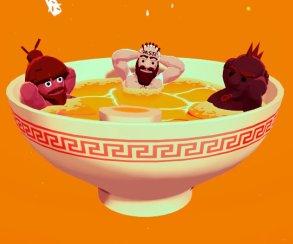 ВSteam выйдет достойный ответ Splatoon— про суп иголых мужчин