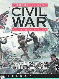 Robert E. Lee: Civil War General – фото обложки игры