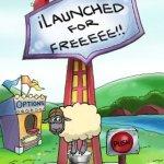 Скриншот Sheep Launcher Free! – Изображение 1