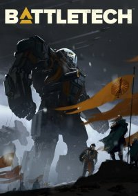 BattleTech (2018) – фото обложки игры