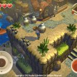 Скриншот Oceanhorn: Monster of Uncharted Seas – Изображение 7