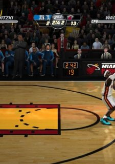NBA Jam: On Fire