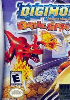 Digimon Battle Spirit