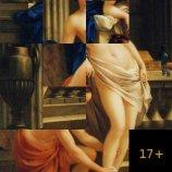 Скриншот Bathing Nudes Paintings Puzzle – Изображение 4