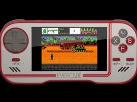 Портативная консоль Evercade запускает классические игры Atari, Interplay иNamco накартриджах