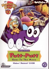 Putt-Putt Goes to the Moon – фото обложки игры