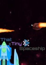 That Tiny Spaceship