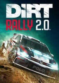 DiRT Rally 2.0 – фото обложки игры