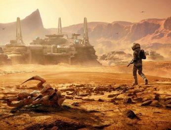 "Far Cry 5. Тизер-трейлер DLC ""Пленник Марса"""