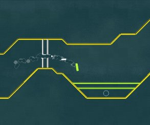 Экшен-пазл Flywrench от авторов Nidhogg вышел в сервисе Steam