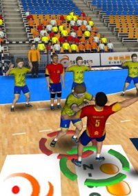 Handball Simulator: European Tournament 2010 – фото обложки игры