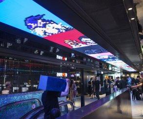 Riot Korea построила крутой стадион для фанатов League of Legends